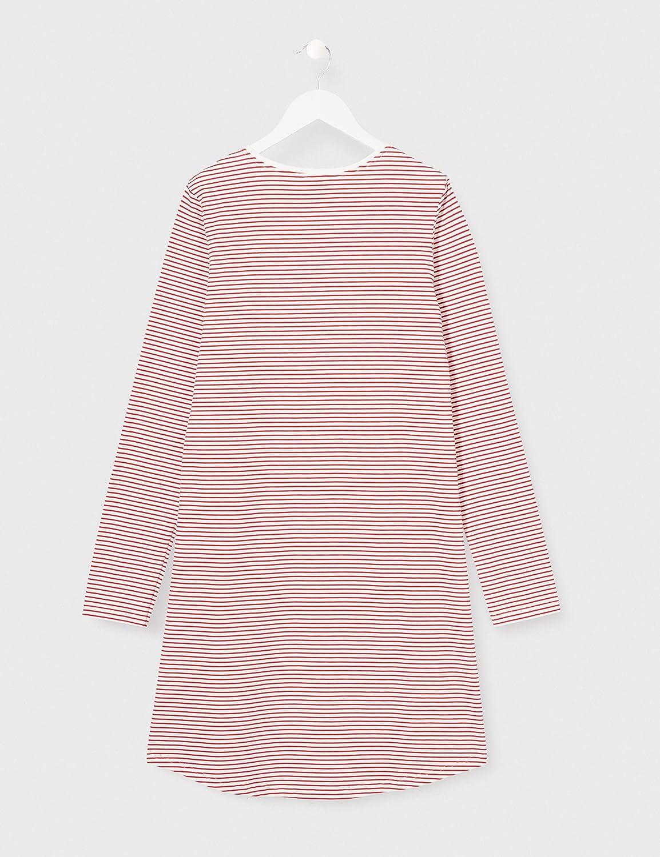 Sanetta Sleepshirt Karmin Maglia Lunga da Notte Bambina