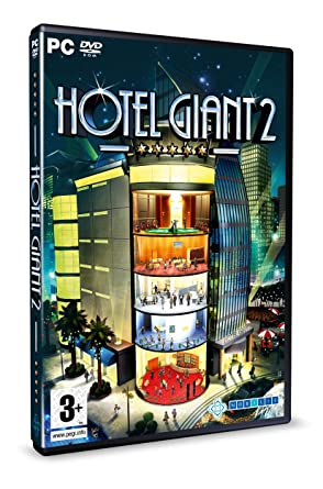 Hotel Giant PC DVD Amazoncouk PC Video Games - Hotel design games