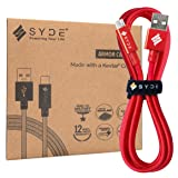 (2-Pack) Syde Smart Micro USB Cable with Dupont