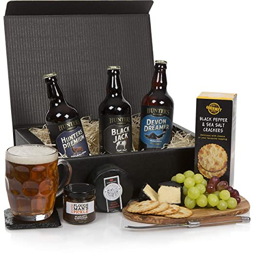 Beer And Cheese Hamper
