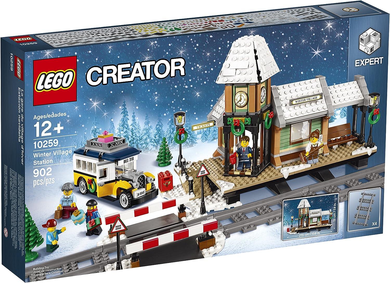 LEGO Creator Expert Winter Village Station 10259 Building Kit