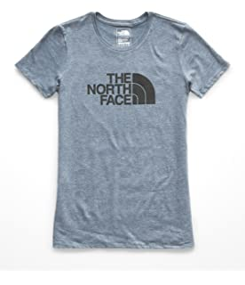 8c4526743 The North Face Women's Short Sleeve Half Dome T-Shirt at Amazon ...
