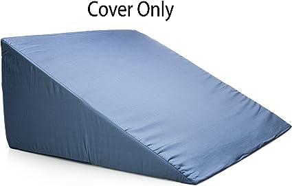 Amazon.com: Cuña para cama Funda de almohada de – carcasa ...