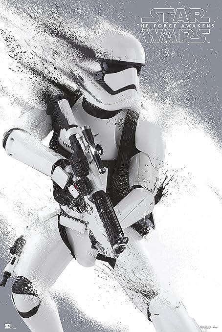 Todo para el streamer: Grupo Erik - Póster Solo Star Wars Stormtrooper, 61x91,5 cm