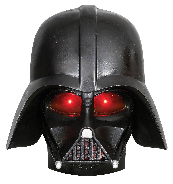Amazon: Star Wars Darth Vader Light & Sound Wall Decoration: Toys &  Games