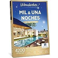 WONDERBOX Caja Regalo - MIL & UNA Noches DE ENSUEÑO - una Estancia con Diferentes Opciones a Elegir Entre 4.200…