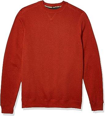 Bass /& Co G.H Mens Mountain Long Sleeve Full Zip Sueded Fleece Hoodie Sweatshirt