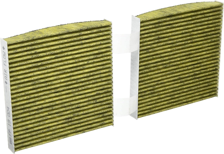 Original Mann Filter Innenraumfilter Fp 19 004 Freciousplus Biofunktionaler Pollenfilter Für Pkw Auto