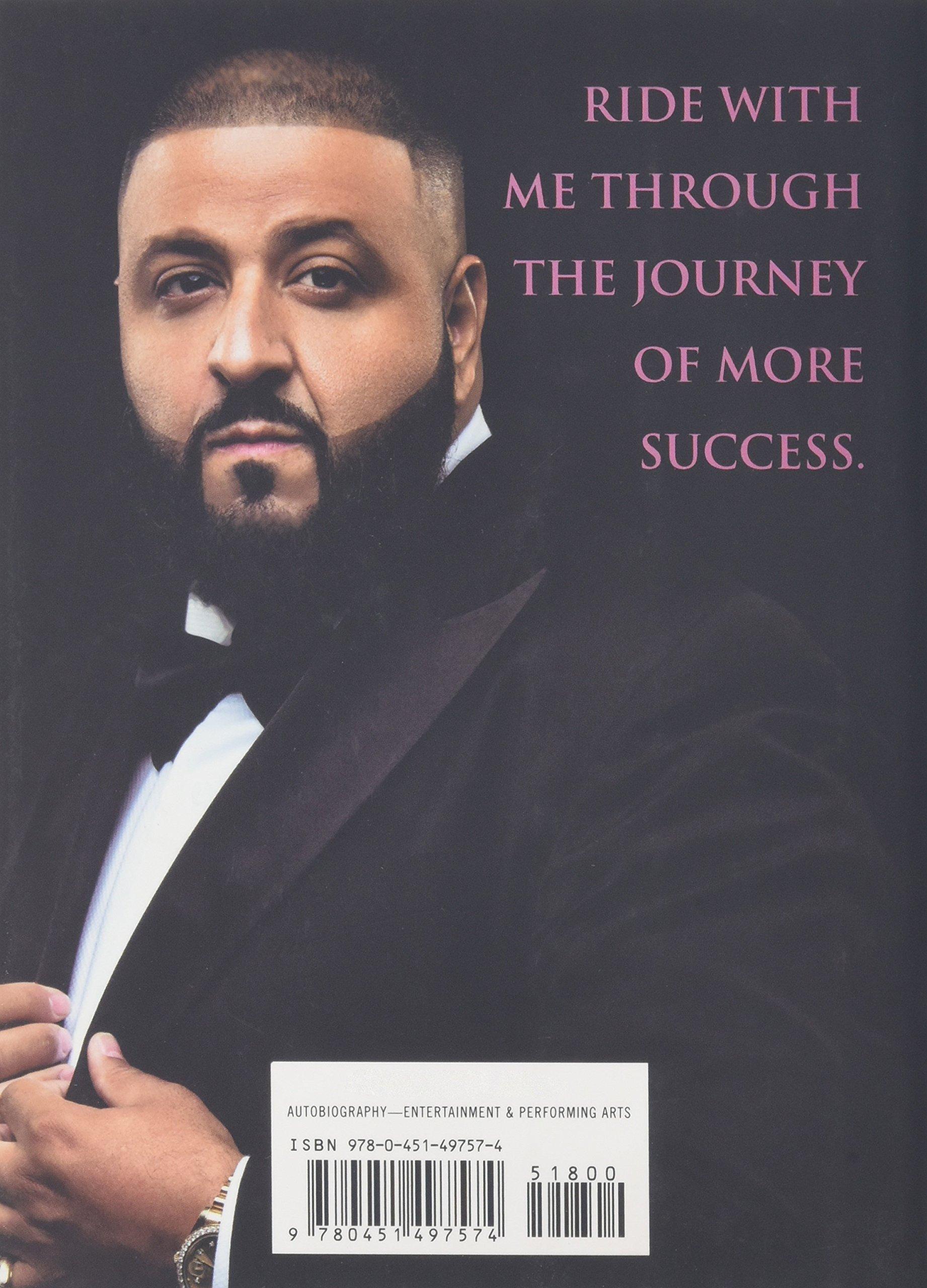 Amazon The Keys 9780451497574 Dj Khaled Books