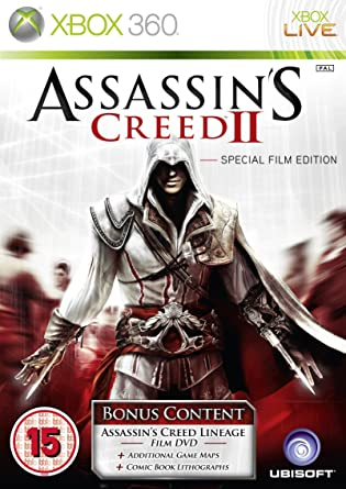 Assassin S Creed 2 Lineage Amazon Co Uk Pc Video Games