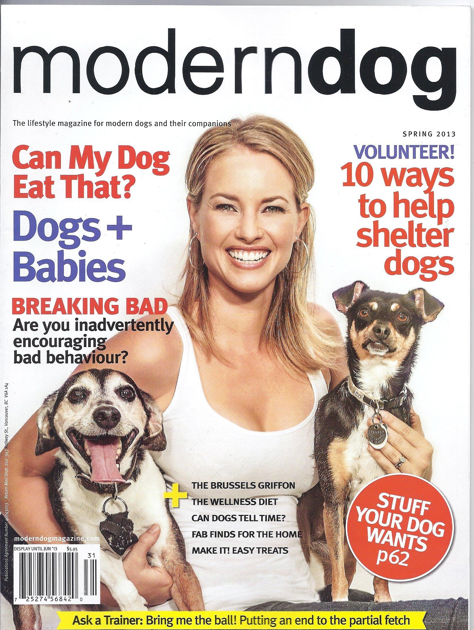 Modern Dog Magazine (Spring 2013) PDF