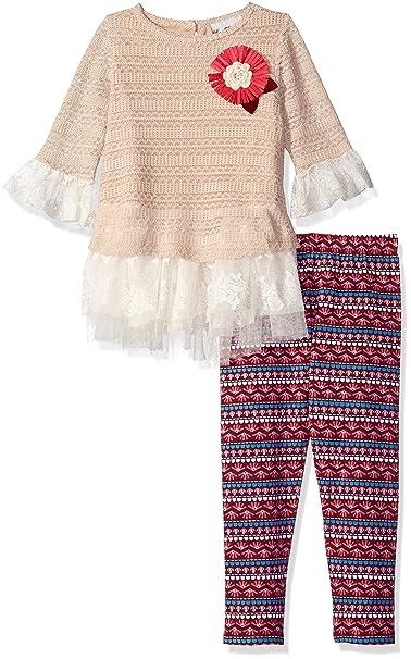 Amazon.com: Ediciones raras las niñas Jersey Knit Legging ...