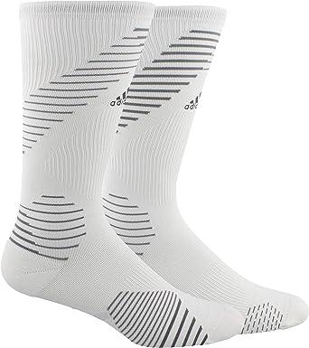 ADIDAS Team Speed System Mid Crew Socks Medium 6.5-9 Black Medium Cushion