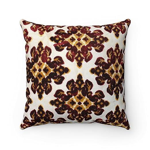 Marroquí lujo funda con diseño Jacquard con textura ...