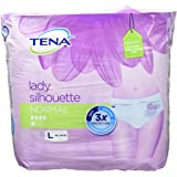 Tena Silhouette - Sous-vetement absorbant - Normal Large Pack 10