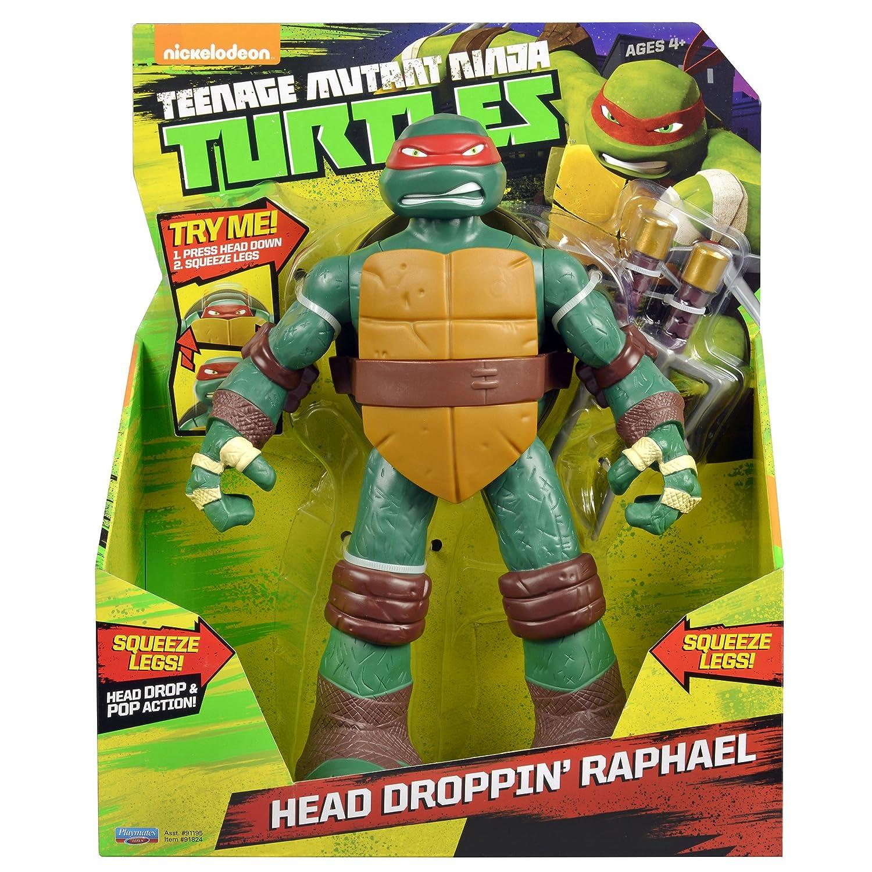 """Amazon.com: Teenage Mutant Ninja Turtles 11"""" Head ..."""