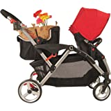 Contours Stroller Shopping Basket -Compatible with Contours Bliss, Options Elite Tandem, Options LT Tandem, Options Strollers