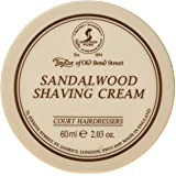 Taylor Of Old Bond Street Sandalwood Shaving Cream 2.03 oz. 60g