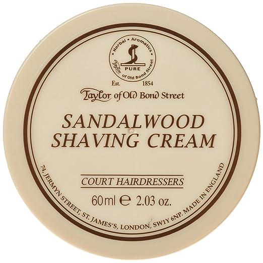 19 opinioni per Taylor of Old Bond Street Crema da Rasatura Fragranza Sandalwood- 1 pz