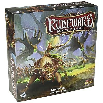 Runewars: Latari Elf Army Expansion Pack: Toys & Games