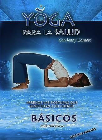 Yoga para la Salud BASICOS con Jenny Cornero DVD PAL Reino ...