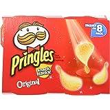 Pringles Snack Stacks Original 8x19gm, 152 Gram