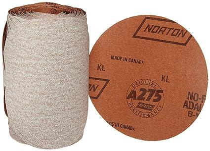 Norton Multi-Air A275 No-Fil 6 Inch Coarse Sanding Sample Pack