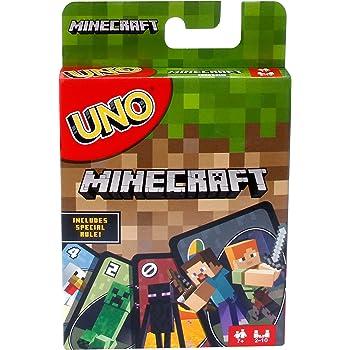Amazoncom Mattel Games Minecraft Card Game Toys Games - Minecraft beste spiele