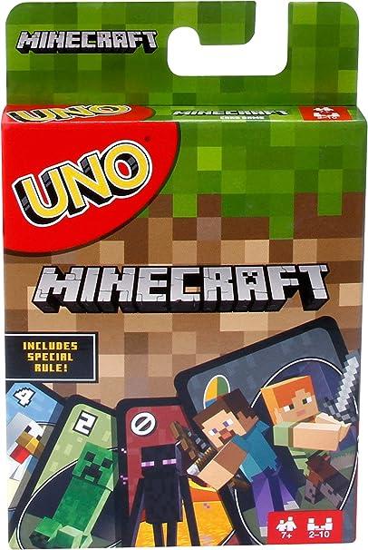 Mattel Minecraft Card Game: Amazon.es: Juguetes y juegos