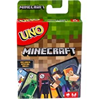 Mattel UNO Minecraft Card Game
