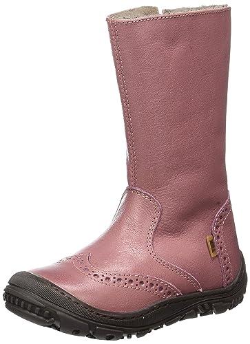 Bisgaard Stiefel, Bottes Classiques Mixte Enfant - Rose - Pink (4003 Pink),