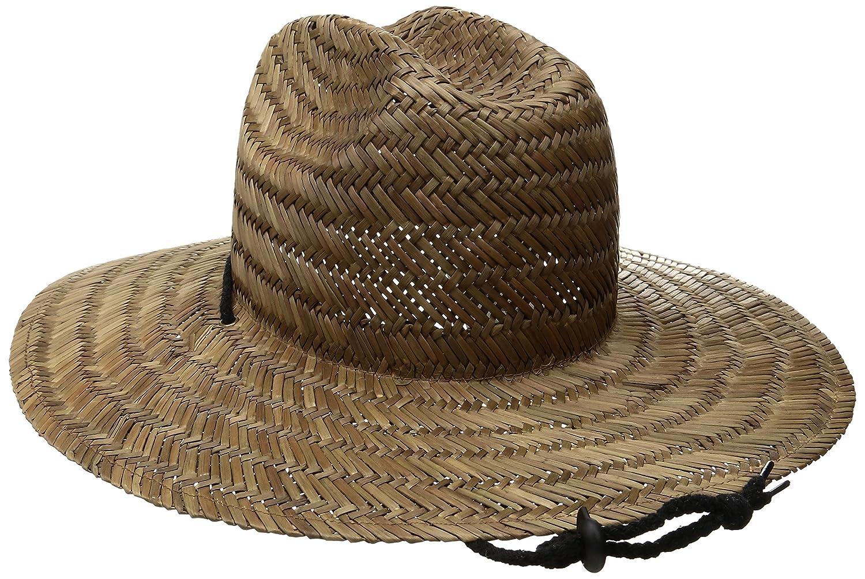863eeb80cde Amazon.com  Billabong Men s Classic Straw Sun Hat