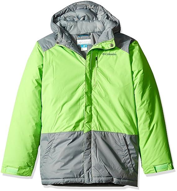 5f850fd8d740 Columbia Boys  Lightning Lift Jacket  Amazon.ca  Clothing   Accessories