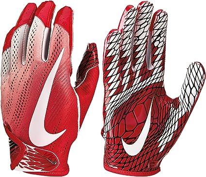 Centrar Recreación Cerebro  Amazon.com : Nike Adult VaporKnit 2.0 Receiver Gloves 2018 (XL, Red/White)  : Sports & Outdoors