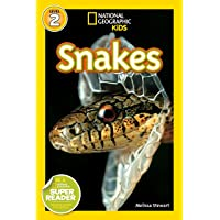 National Geographic Kids Readers: Snakes!