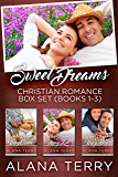 Sweet Dreams Christian Romance Box Set: Books 1-3