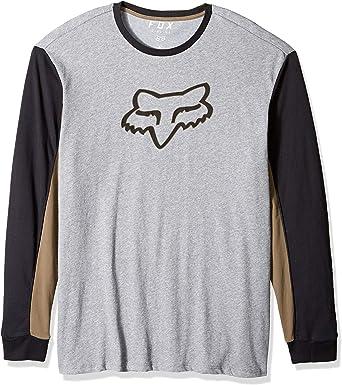 Fox Standard Airline Trudri - Camiseta de manga larga para hombre: Amazon.es: Ropa y accesorios