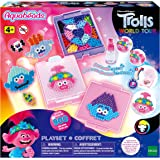 Aquabeads DreamWorks Trolls World Tour Playset, Kids Crafts, Beads, Arts and Crafts, Complete Activity Kit