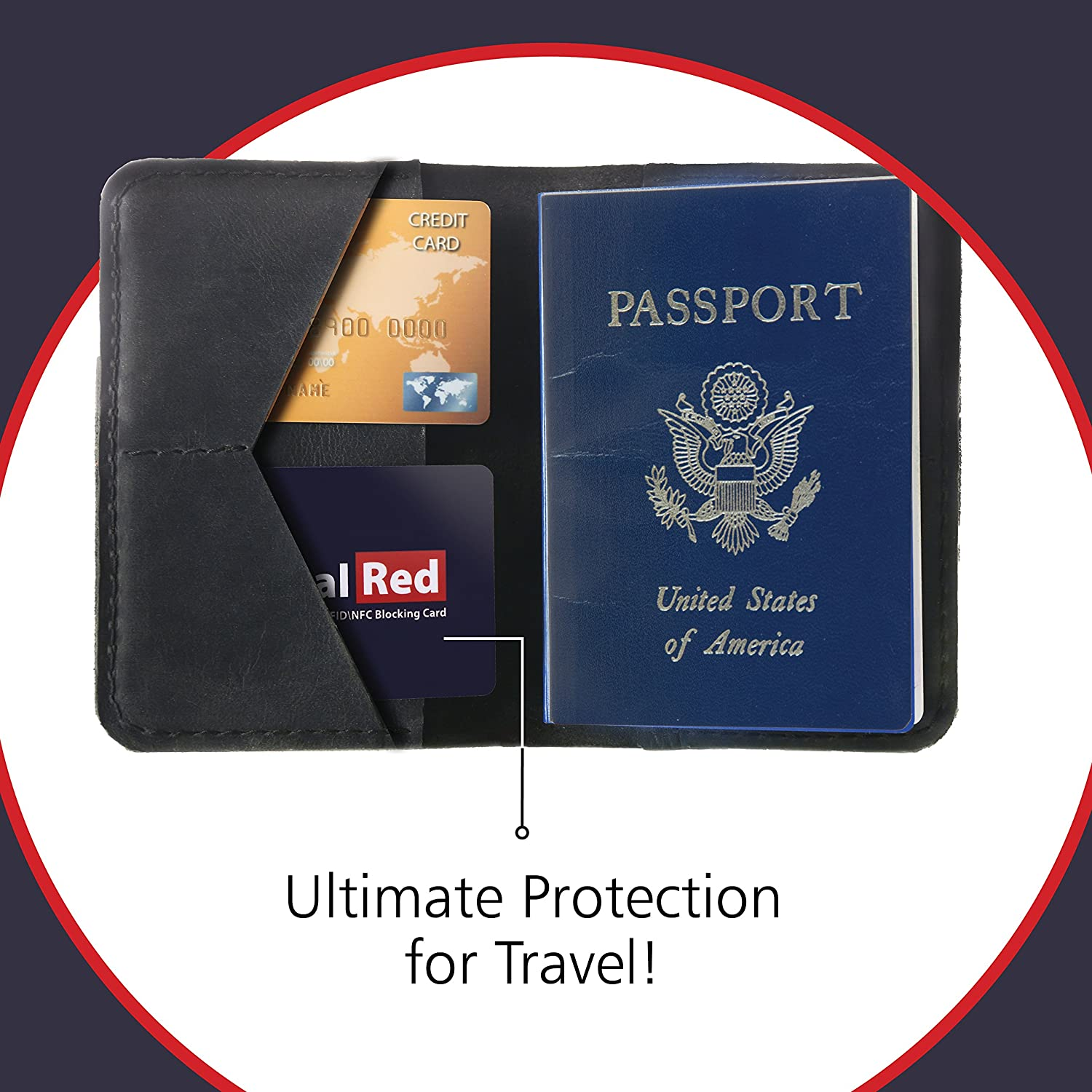 Amazon Credit Card Protector 1 RFID Blocking Card Does All to