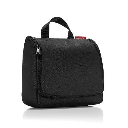 Amazon.com   reisenthel Toiletbag, Compact Hanging Travel Toiletry  Organizer, Black   Beauty 8c687b86e9