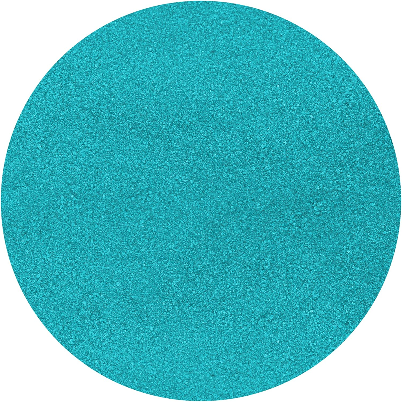 ACTIVA Decor Sand, 5-Pound, Turquoise