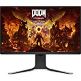 Alienware AW2720HF 27-Inch FHD IPS LED Edgelight Gaming Monitor-Lunar Light 240 Hz,1ms,AMD FreeSync