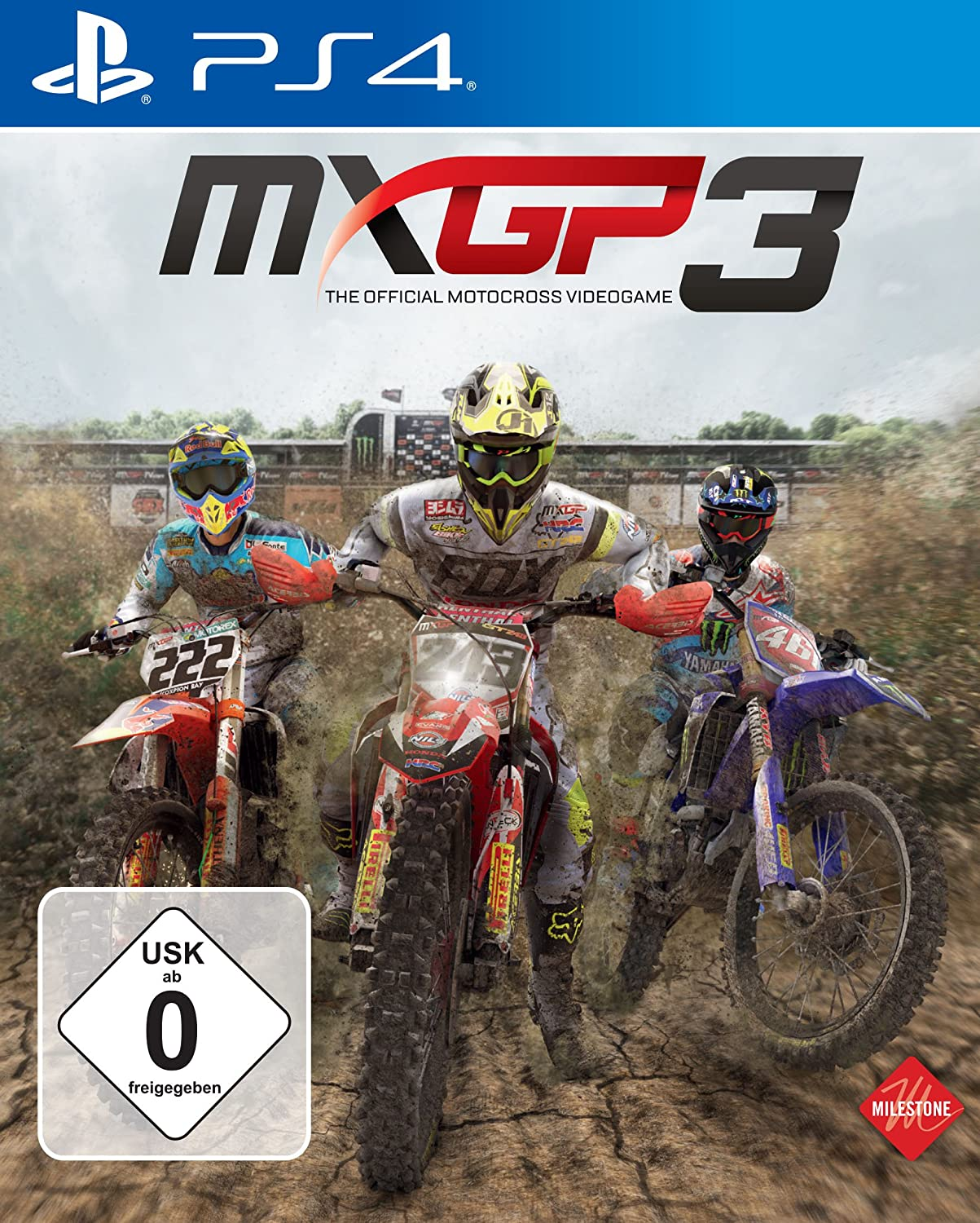 ps4 mx gp 3 mxgp 3 motorrad cross spiel neuware ebay. Black Bedroom Furniture Sets. Home Design Ideas