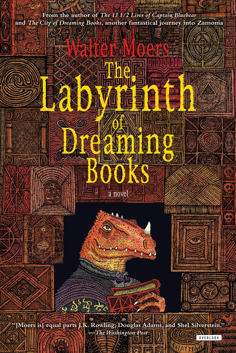 Labyrinth Of Dreaming Books: A Novel: Walter Moers, John Brown:  9781468307146: Amazon: Books