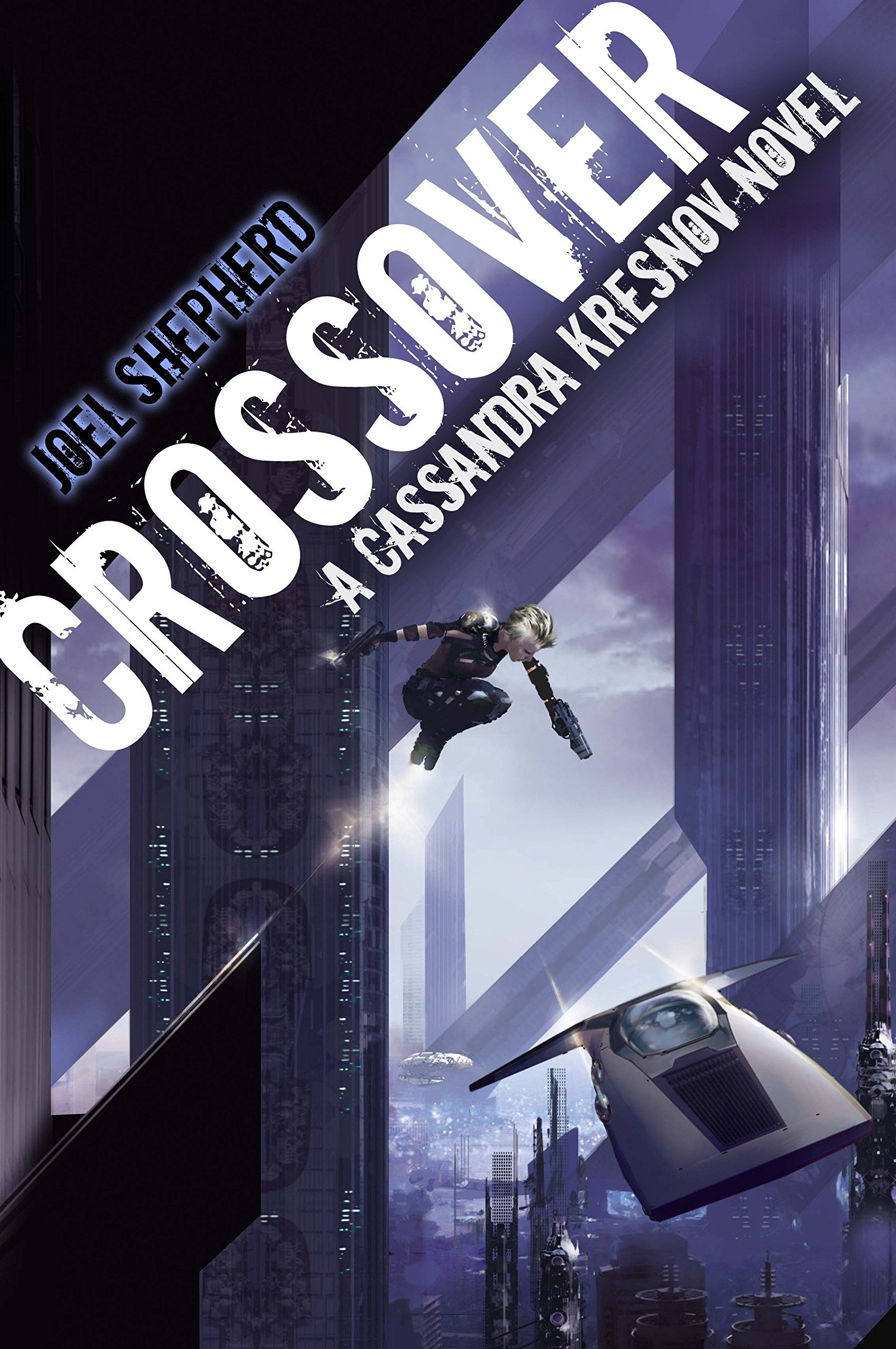 Crossover: A Cassandra Kresnov Novel ebook