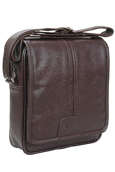 b1cef8366032 Buy Easies Tan Men s Sling Bag Online at Low Prices in India - Amazon.in