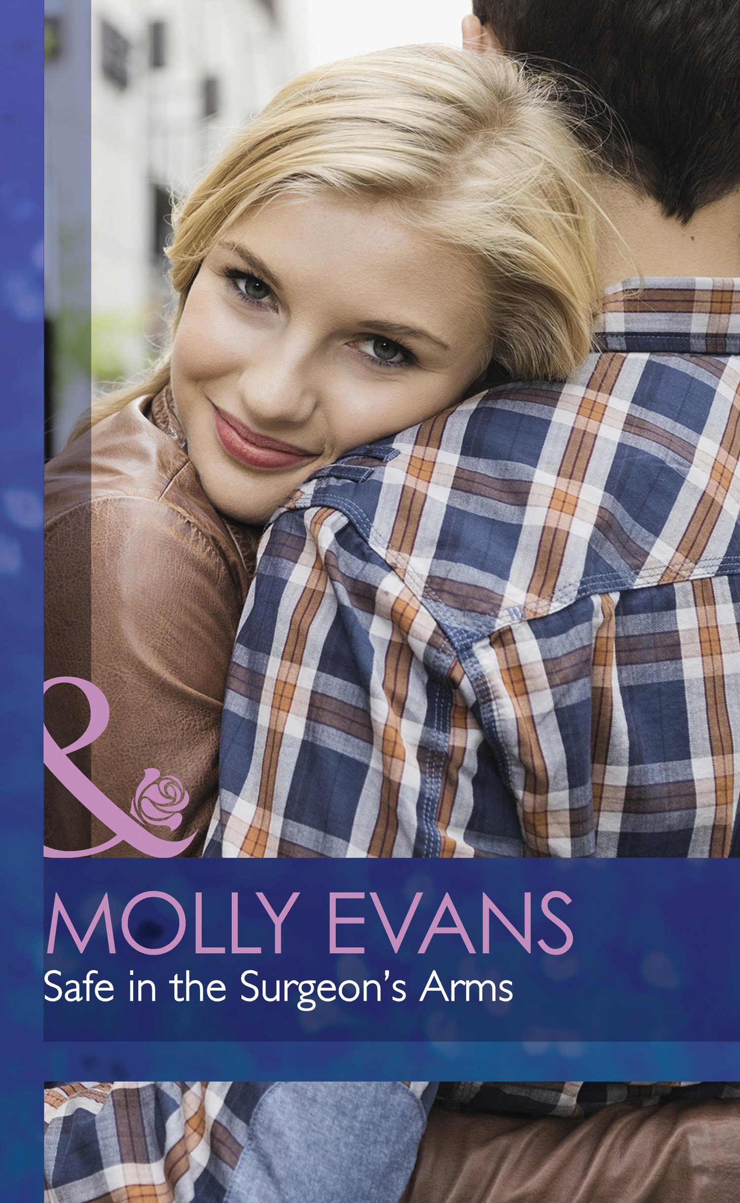 Safe in the Surgeon's Arms (Mills & Boon Hardback Romance) Text fb2 book