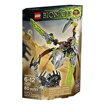 LEGO Bionicle Ketar Creature of Stone 71301: Toys & Games
