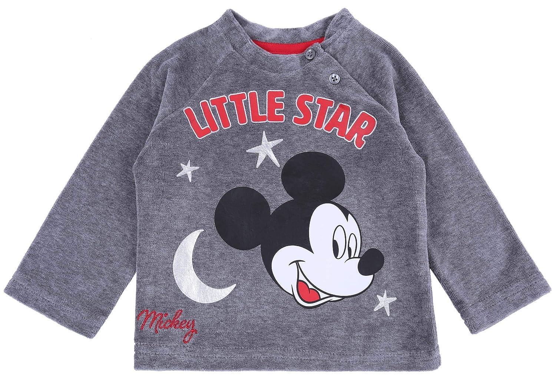 Pigiama Grigio Topolino Mickey Disney