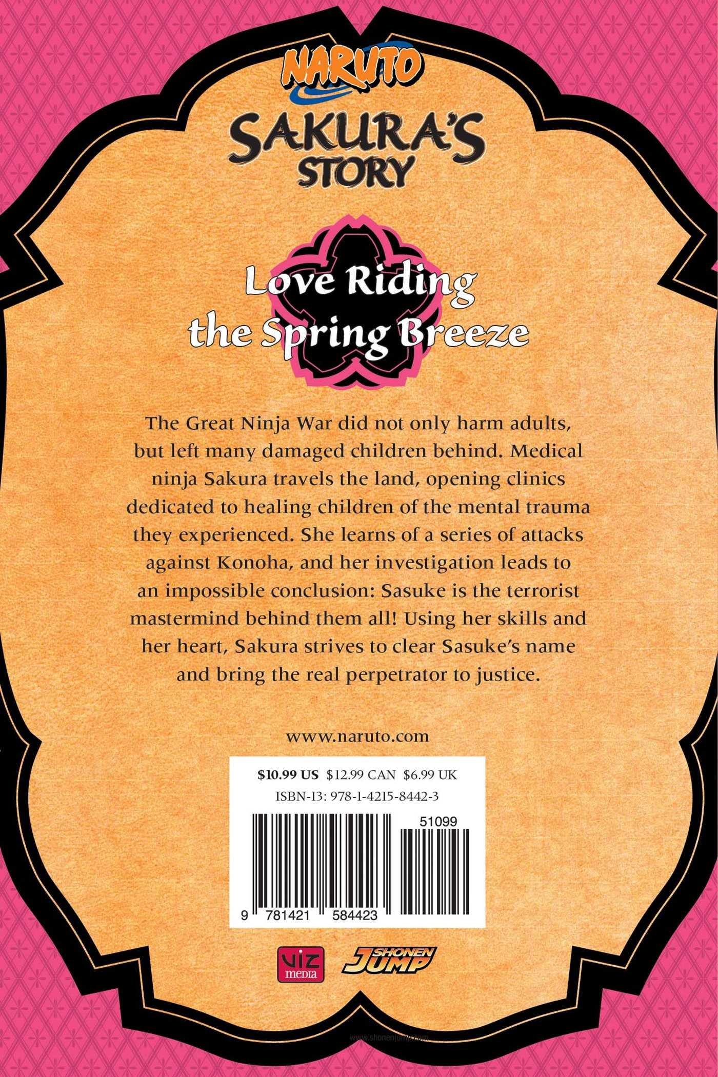 Naruto: Sakuras Story: Amazon.es: Jocelyne Allen: Libros en ...